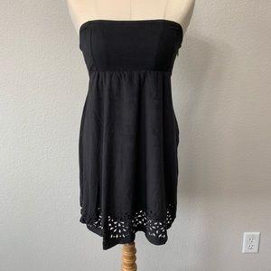 [Roxy] Black Strapless Dress Sz XS